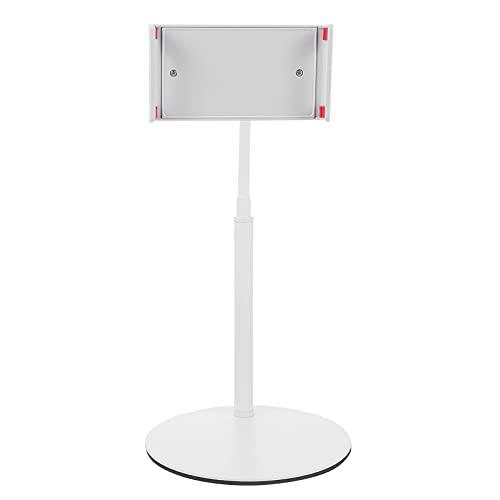 UKCOCO Soporte para Tablet- Soporte para Teléfono Ajustable de 360 ° Soporte para Tableta con Base de Silicona Antideslizante Soporte de Escritorio Compatible con/ Tablet/ E- Book/ Consola de
