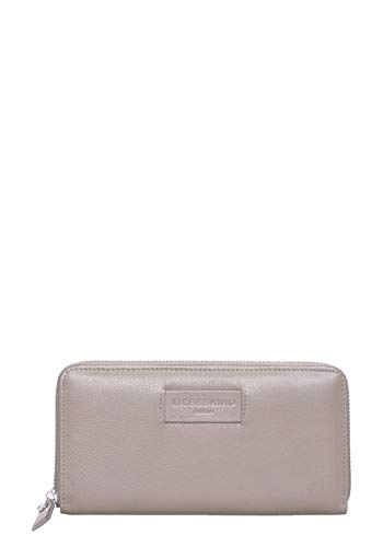 Liebeskind Berlin Damen Essential Sally Wallet Large Geldbörse, Grau (String Grey), 2x9x19 cm