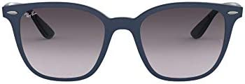 Ray-Ban RB4297 Square Sunglasses, Matte