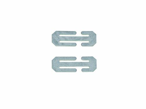 Britax Römer Original Zubehör I BABY SAFE/BABY-SAFE PLUS/BABY-SAFE PLUS SHR Zweischlitzplatten Set I Gruppe 0+