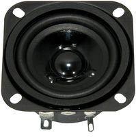 Visaton 2.3 INCH Full Range Speaker, 8 OHM FR 58-8 OHM