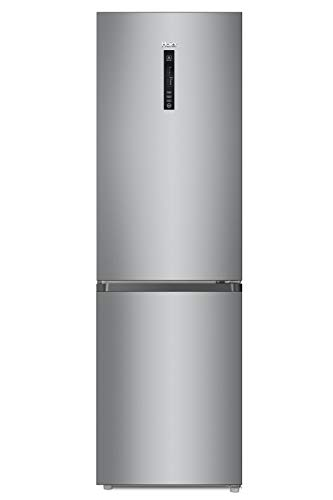 Haier CFE735CSJ Kühl-Gefrier-Kombination / 234 L Kühlteil / 120 L Gefrierteil / MyZone / Dual-Inverter-Kompressor / Total No Frost