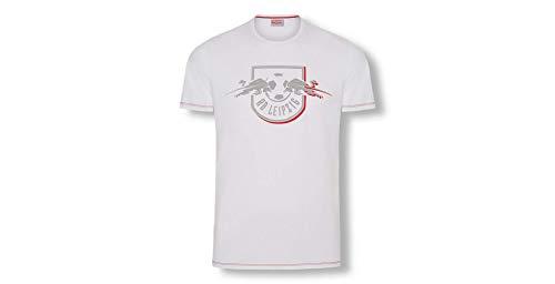 RB Leipzig Red Shadow T-Shirt (116, weiß)
