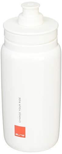 Elite Fly Bottiglia da 550ml, Unisex - Adulto, Elite Fly 550 ml, bianco, 550 ml