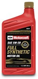 Best motorcraft full synthetic oil Reviews