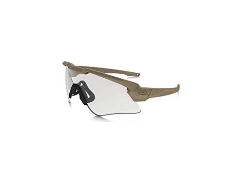 Oakley SI Ballistic M-Frame Alpha Array Terain Tan/Grey+Clear