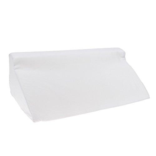Baoblaze Orthopädisches Bett-Keilkissen - Memory-Schaum Bettkeil mit waschbarem Bezug - gegen Sodbrennen, Rücken- und Nackenschmerzen - fördert die Durchblutung