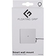 PS4 Slim Wall Mount by FLOATING GRIP®