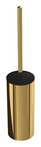 Geesa wc-borstelgarnituur, metaal, kleur: goud