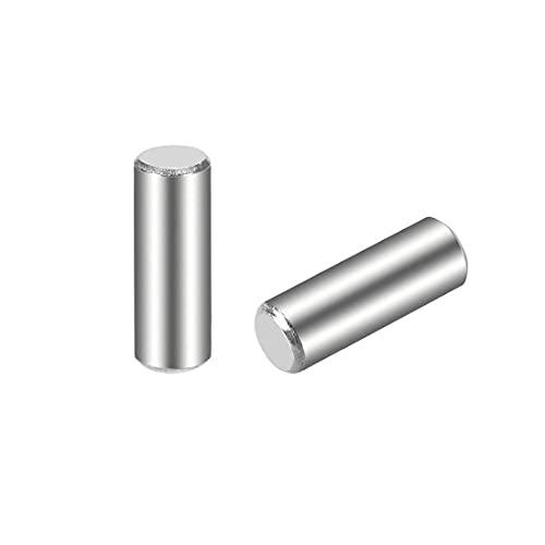 4 x 12 mm (aproximadamente 5/32 pulgadas) de acero inoxidable 304 literas de madera con tacos y estantes, 50 piezas