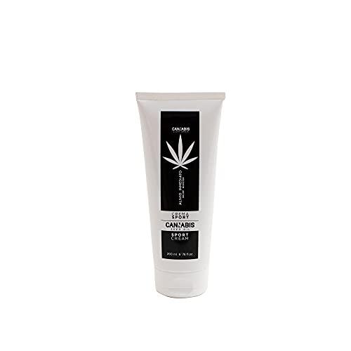 Crema / Gel de Cañamo de Cannabis Light Spain , Reparador para...