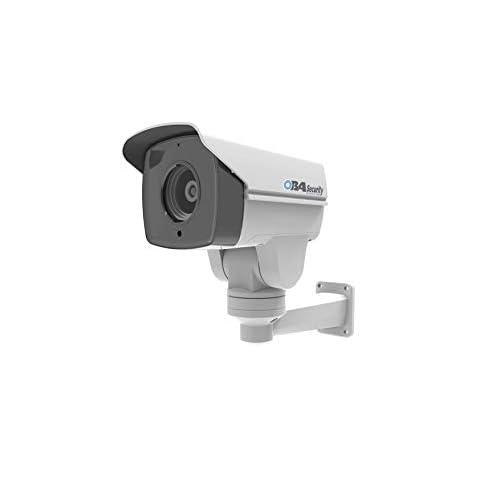 Telecamera ip Oba- IPF-W11 4 Megapixel Zoom ottico 10x motorizzata Pan/tilt IR 100 Metri PTZ supporto Micro SD