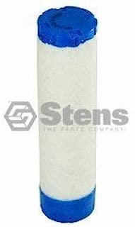 Silver Streak # 100541 Inner Air Filter for JOHN DEERE M123378, KOHLER 25 083 03-S, KOHLER 25