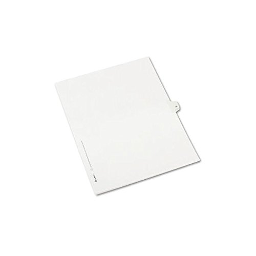 82236 - Side-Tab Legal Index Divider