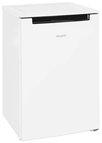 Exquisit Kühlschrank KS 15-4 A+++ |Standgerät | 115 L Nutzinhalt | weiß