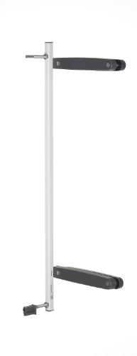 Geuther Kit escalier pour easylock blanc argent