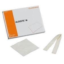 Algisite M Calcium-alginate dressing 15cm x 20cm (x10) by Smith & Nephew
