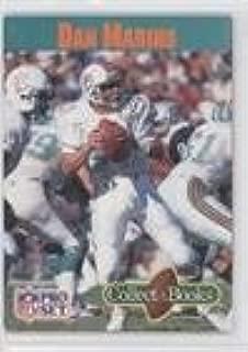 Dan Marino (Football Card) 1990 Pro Set Collect-A-Books - [Base] #DAMA