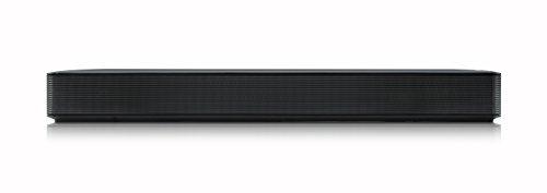LG SK1 - Barra de Sonido 2.1 con Diseño Compacto (40 W, Bluetooth 4.0, Dolby Digital, TV Sound Sync, LPCM, Entrada Óptica, AUX, USB) Color Negro