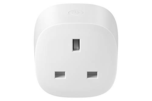 Samsung GP-WOU019BBDWG SmartThings Smart Plug 2019, Compatible with Amazon...