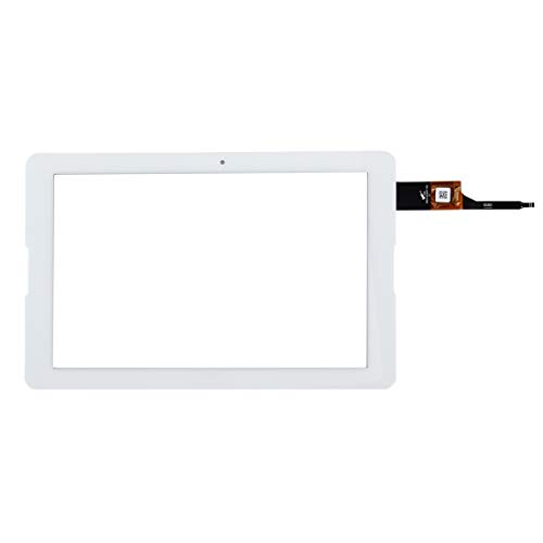 HMG Touch Panel for Acer Iconia One 10 / B3-A20 (Black) (Color : White)