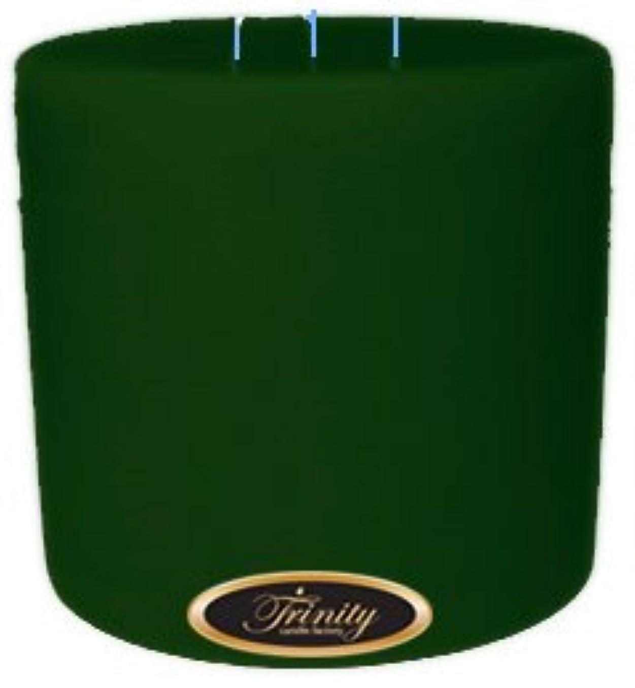 セント脊椎上下するTrinity Candle工場?–?Bayberry?–?Pillar Candle?–?6?x 6