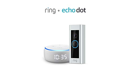 Ring Video Doorbell Pro and Echo Dot...