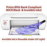 Stealth HP 1112iMX - Ultra-Secure MICR Check Printer