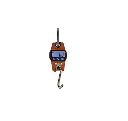 【三方良し】コンパクト デジタル クレーンスケール 吊りはかり 高精度電子スケール 吊はかり(100kg)