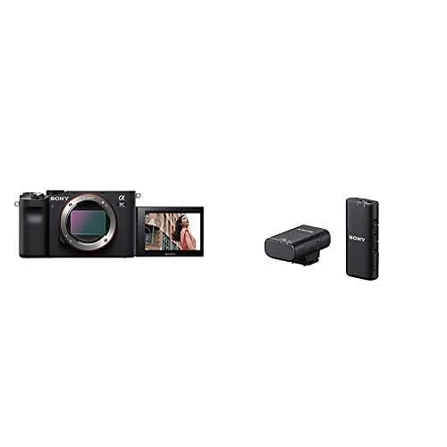 Sony Alpha 7 C - Cámara Evil de fotograma Completo + Micrófono inalámbrico con conectividad Bluetooth