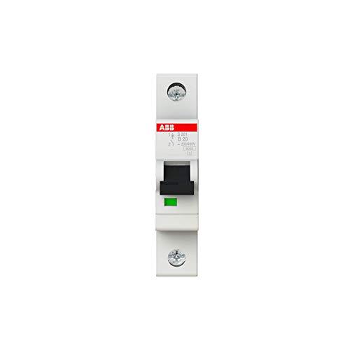 ABB Sicherungsautomat 20A, S201-B20