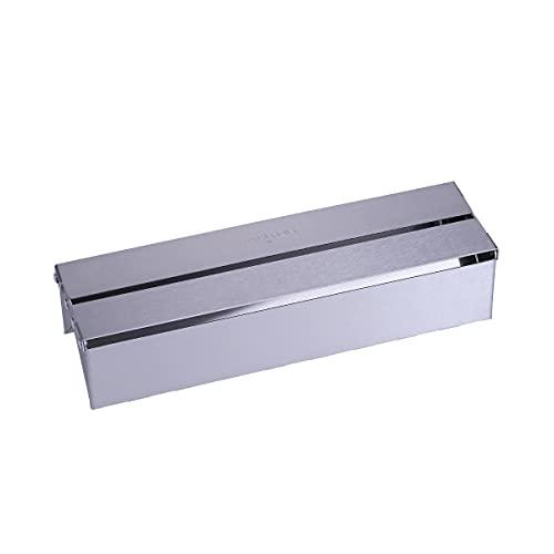 SANTOS Räucherbox Gasgrill, Smoke Box für Napoleon Gasgrill, Edelstahl