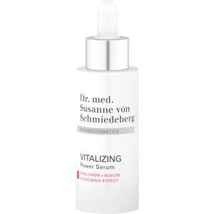 Dr. Susanne von Schmiedeberg Vitalizing Power Serum – Gesichtsserum mit vitalisierendem Niacin – 1 x 30 ml
