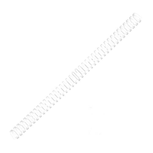 LACKINGONE Fishbone-Trunking Cable de Rack de Alambre Organizador de Gestión Ajustable para...