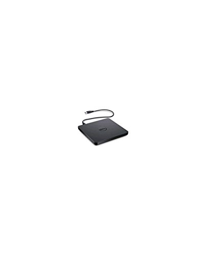 Dell - Slim DW316 - DVD Drive - DVD + RW (+ R DL) Memory - 8 x 8 x 5 x - USB 2.0 - External - for Inspiron 14 54 x x - 15 55 x x - 17 5758, Optiplex 3020, 9020, Vostro 15 3 558, XPS 13 (784-BBBI)