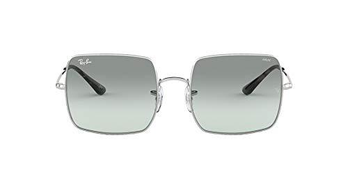 Ray-Ban 0RB1971 Gafas de sol, Silver, 54 Unisex