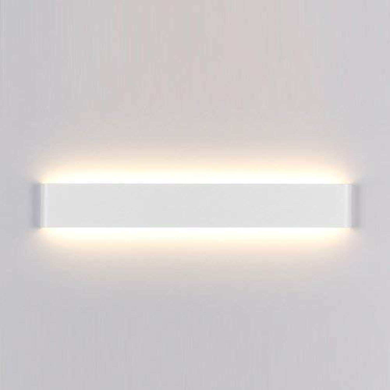 Led wandleuchte dimmbar 2,4g rf fernbedienung modernes schlafzimmer neben wandleuchte wohnzimmer treppe beleuchtung dekoration leuchten,Weiß