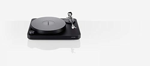 Clearaudio Concept mm V2 Black TP065/mm Black Tocadiscos a