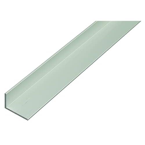 GAH-Alberts 47371 6 Profilo angolare, Alluminio, 1000 x 15 x 10 mm