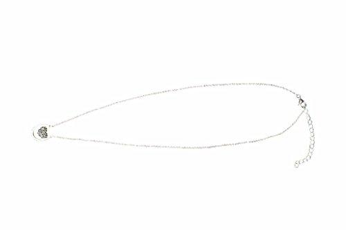 HKM Halskette mit Anhänger -Herz im Hufeisen-