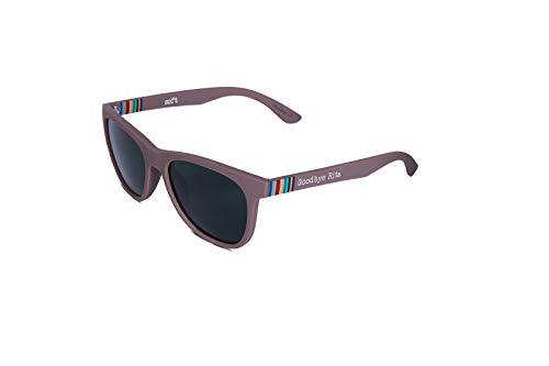 Goodbye, Rita. - Gafas de sol Polarizadas Color morada - Lente ahumada - Modelo Bay