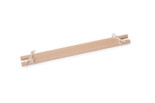 BabyBubu Bâton en bois avec cordon
