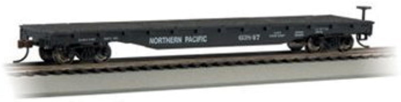 genuina alta calidad Bachmann Trains Northern Pacific Flat Coche by by by Bachmann Trains  Envío rápido y el mejor servicio
