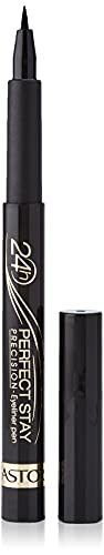 Astor Perfect Stay 24H Precision Liner, 001 schwarz, 1er Pack (1 x 1 ml)