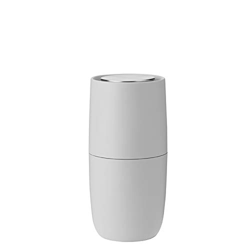Stelton Foster Salt Mill - Light Grey