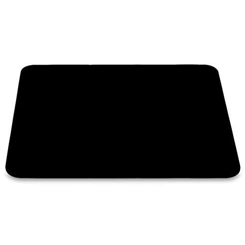 Linghuang Tablero de Anuncios Reflectante Blanco y Negro Acr