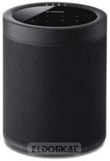 Yamaha MusicCast 20 Wireless Speaker, Alexa Voice Control - Black - WX021BL