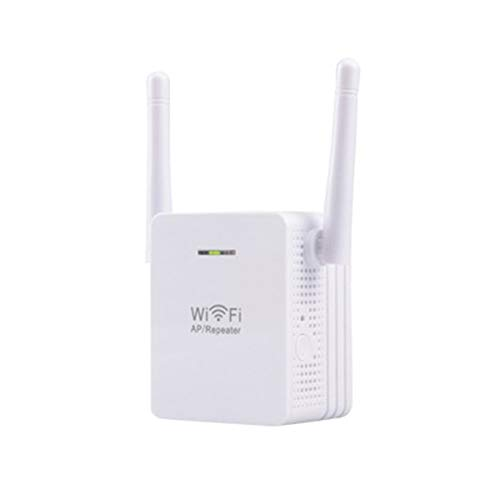 DLY Wireless AP Repeater met dubbele antenne Mini 300 m Wireless N tot 300 Mbps stabiel