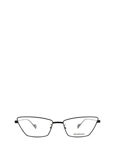 Balenciaga Luxury Fashion Damen BB0091O001 Schwarz Metall Brille | Jahreszeit Permanent