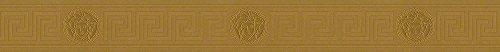 Versace wallpaper Vliestapete Greek Luxustapete geometrisch grafisch 5,00 m (Länge) x 0,05 m (Breite) metallic Made in Germany 935262 93526-2